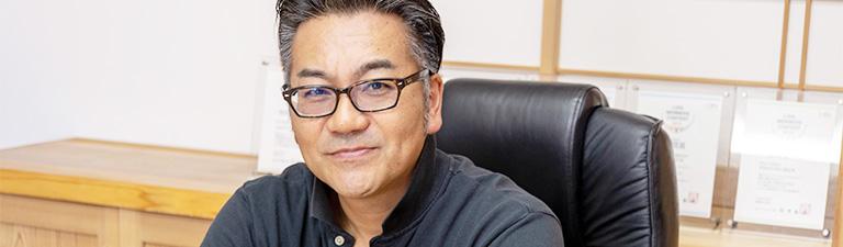 村田社長の写真3
